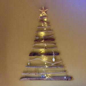 first christmas tree - the first (and favourite) of many